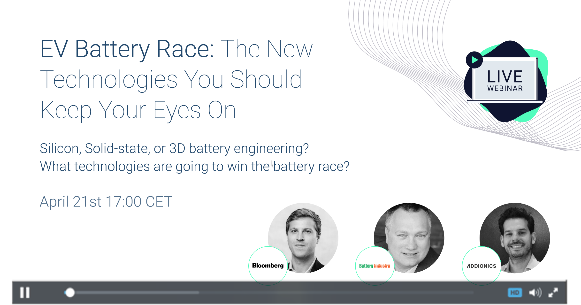 Webinar anding page - New Technologies Powering the Battery Race _ Addionics
